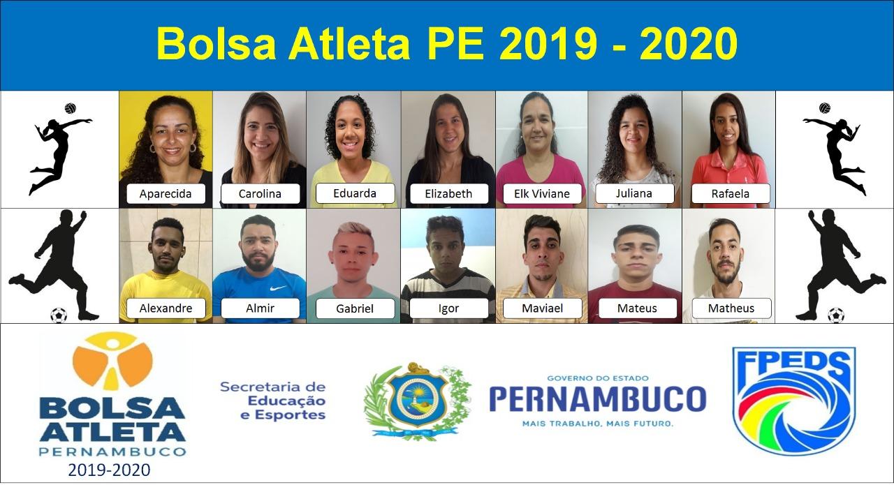 Bolsa Atleta 2019-2020