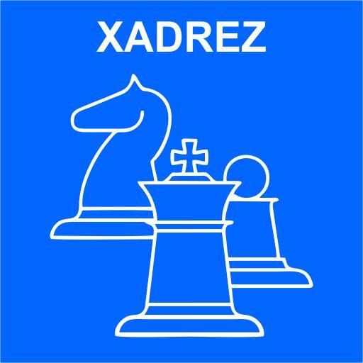 Imagem Xadrez azul
